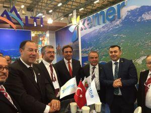 'Antalya'ya gelen ziyaretçi sayısı son 10 yılın en düşük seviyesinde'