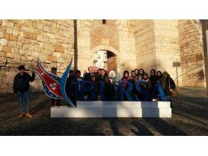 İmam Hatip Ortaokulu Öğrencilerinden Bursa Gezisi