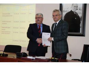 EDES kapsamında kabul edilen projelerin sözleşmeleri imzalandı