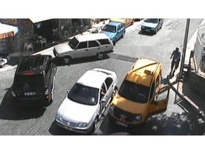 Bodrum'daki Kazalar MOBESE Kameralarında