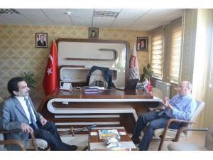 """Erzurum'da """"Engelsiz Mekânlarda Umutlar Yeşeriyor"""" Projesi"""