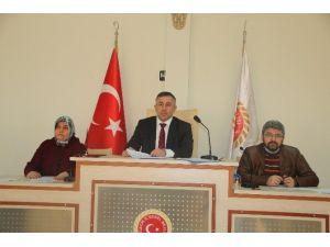 İl Genel Meclisi 3'üncü Birleşimi Yapıldı