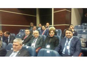 AK Parti Bartın Teşkilatı, Genişletilmiş İl Başkanları Toplantısına Katıldı