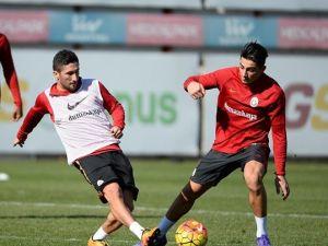 Galatasaray'da Torku Konyaspor hazırlıkları sürüyor