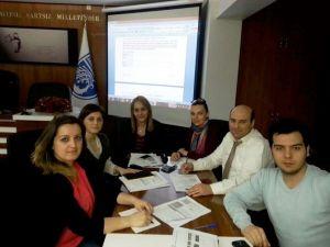 Amasra Belediyesi İlk AB Projesini Sundu