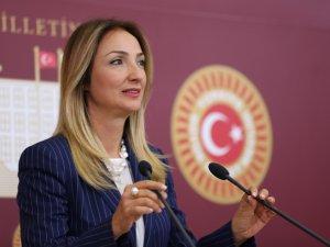 CHP'li Aylin Nazlıaka disipline sevk edildi