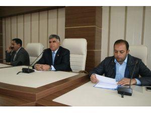 İl Genel Meclisi Tarmiss İçin İki Komisyon Görevlendirdi