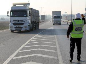 Ordu'da 3 Bin 345 Araç Trafikten Men Edildi