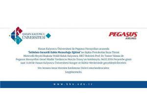 Hasan Kalyoncu Üniversitesi Gökyüzüne De İmza Atacak