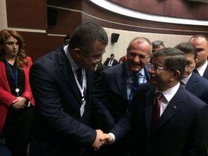 AK Parti Düzce Teşkilat Başkanları Ankara'da