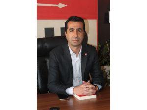 CHP Niğde İl Başkanı Erhan Adem;