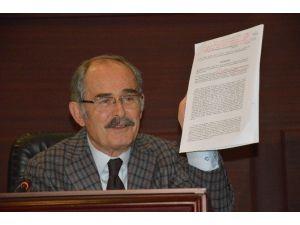 Büyükerşen Karacan'ın 1/25 Binlik Plan Eleştirilerine Yanıt Verdi
