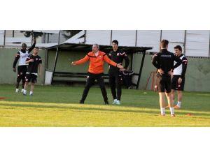 Adanaspor'da Giresunspor Hazırlıkları