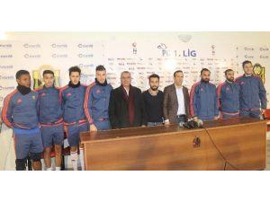 Alima Yeni Malatyaspor, Alanya Maçına Antalya'da Hazırlanıyor