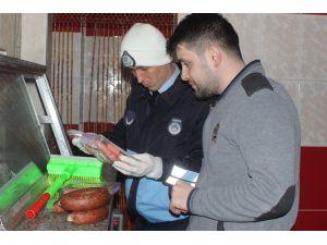 Ankara-Samsun Karayolu üzerindeki işletmelere gıda denetimi