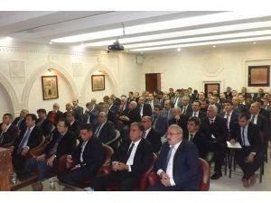 Mardin'de Koordinasyon Kurulu Toplantısı