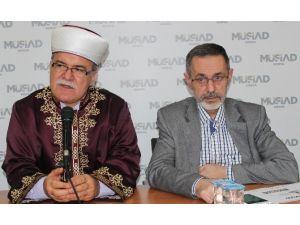 MÜSİAD Konya'da Kıbrıs Meselesinde Dini Liderlerin Rolü Konuşuldu