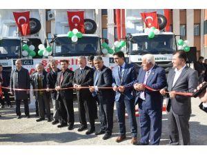 Ereğli Belediyesi'nde Yeni Araçlar Törenle Hizmete Girdi