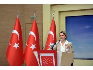 """CHP'li Böke: """"Başkanlık Sistemi Tartışması İhtiyacı Olmayan Gündemi Suni Gündemle Tıkamaya Kimsenin Hakkı Yoktur"""""""