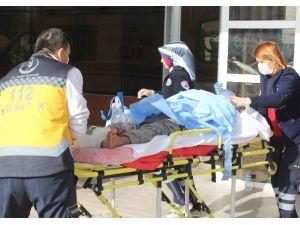 Esad Rejimi Ve Rusya'nın Saldırısında Yaralananlar Kilis'e Getiriliyor