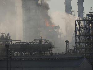 Tüpraş'taki yangın kontrol altına alındı