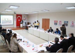 Şanlıurfa'da Yaşama Yol Ver Projesi Tanıtıldı