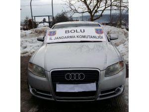 Jandarma 60 Bin Liralık Otomobile El Koydu