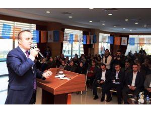 Turan, Yeni Anayasayı Anlattı