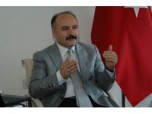 MHP Milletvekili Erhan Usta: Tarım sektöründe verimlilik çok düşük