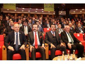 Bakan Tüfenkci, 11. Dönem Akreditasyon Sertifika Törenine Katıldı