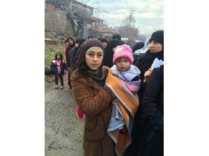Tdv Kagem'den Ankara'da Bin 470 Mülteci Aileye Yardım