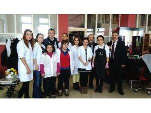 Baksan Çıraklık Eğitim Merkezi'nde 1. Kalfalık Sınavları Düzenlendi