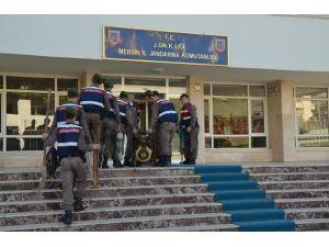 Mersin'de Kaçak Kazı Yapanlara Jandarmadan Suçüstü