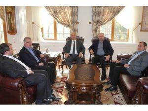 Bulgaristan Heyetinden Vali Vekili Tanç'a Ziyaret