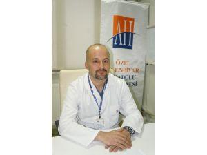 Özel İsfendiyar Anadolu Hastanesi Genel Cerrahi Uzmanı Op. Dr. Serdar Bozkurt: