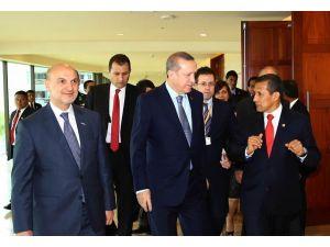 Erdoğan: IMF, para verdiği ülkeleri siyaseten yönetmeye çalışıyor