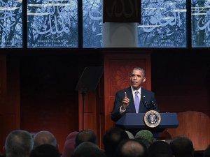 Obama: ABD'de Müslüman karşıtı söylemin yeri yok