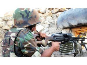 Cephe hattında çatışma: Bir Azeri askeri şehit oldu, 3 Ermeni askeri öldürüldü