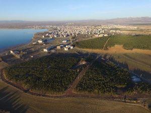 Beyşehir'e Yeni Kumsal Sahil
