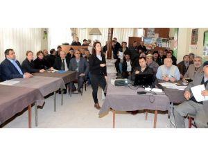 Aksaray'da Çiftçilere Eğitim Sürüyor
