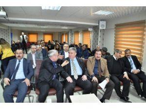 Şanlıurfa SGK'dan Muhasebecilere Bilgilendirme Toplantısı