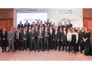 Castrol Ford Team Türkiye bir kez daha zirvede