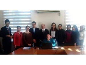 Aydın'da Valilik Personeline 'Haberleşme' Eğitimi Verildi