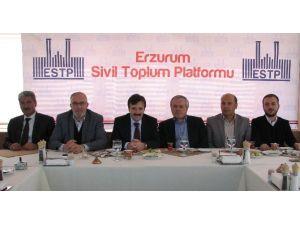 Estp'den 2016 Dünya Gençler Curling Şampiyonası'nın Erzurum'dan Alınmasına Tepki