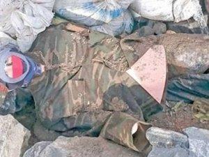 PKK mankene kamuflaj giydirerek bombalı tuzak kuruyor