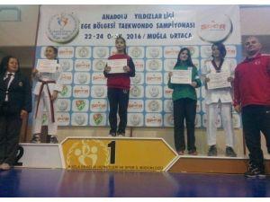 1885 Tavşanlı Spor Kulübü Taekwondo Takımı Türkiye Yarı Finallerinde