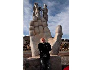Çukurova Ödülü Necah İbrahim İle Mehmet Aksoy'un