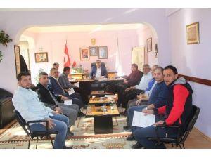 Hisarcık Belediyesi'nin Şubat Ayı Meclis Toplantısı Yapıldı