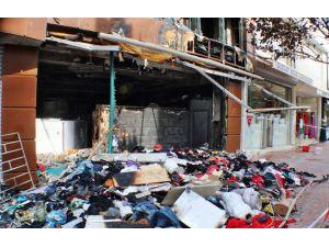 Kırşehir olaylarında yakılan iş yerlerine Maliye şoku