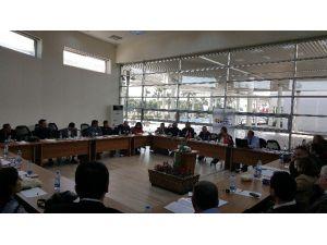 Mersin'de 'Hava Kirliliği' Çalıştayı